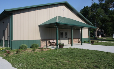 The Calhoun County Expo Center