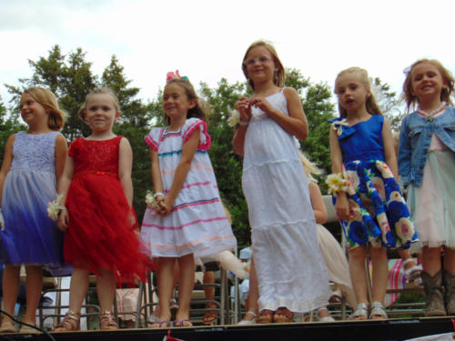 2019 Little Miss Calhoun Contest